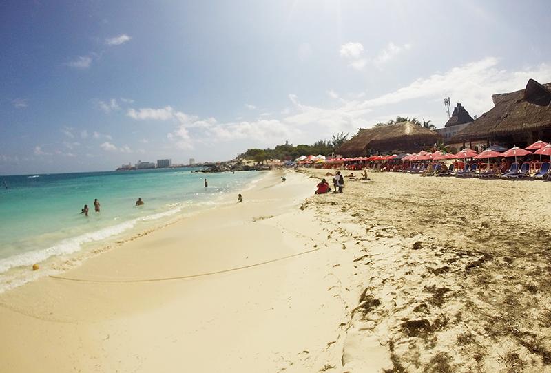 Пляжи Канкуна, пляж Тортуга