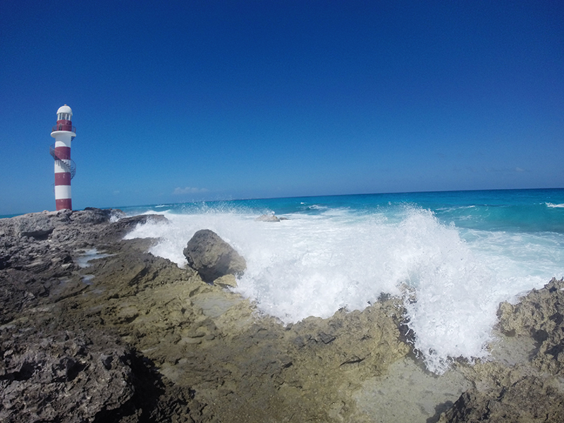 Мыс Канкун  (Punta Cancun)