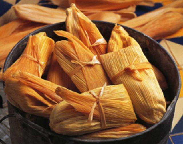Мексиканская кухня рецепты: тамалес